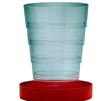Műanyag összecsukható pohár